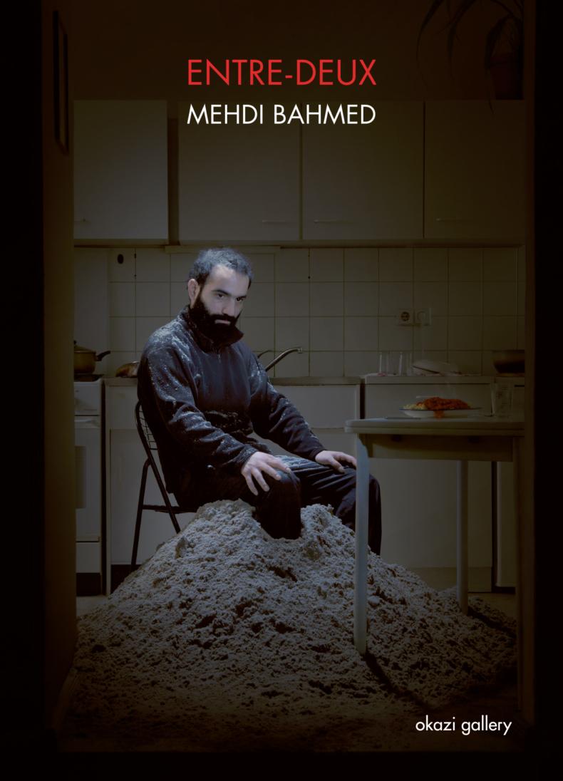 Mehdi, Bahmed, Ausstellung, Okazi, Gallerie