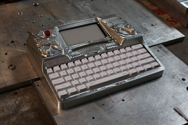 Freewrite, Hemingwrite, Astrohaus, Test, Deutsch, German, Schreibmaschine