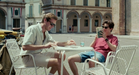 Name, Call, Kino, Interview, Luca Guadagnino
