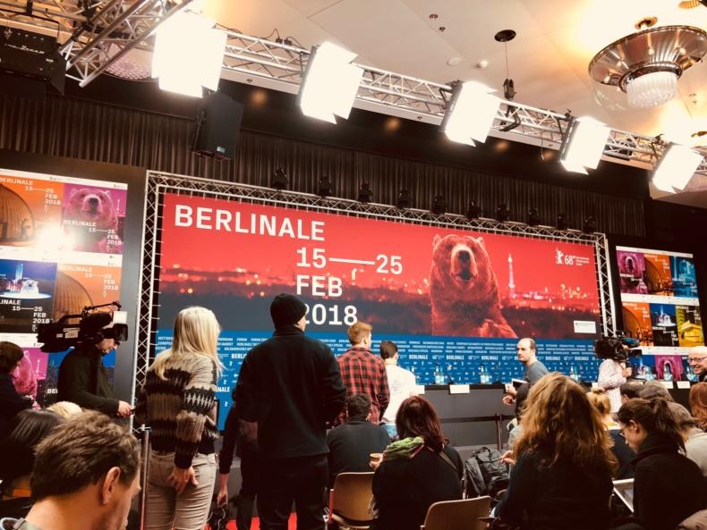 Berlinale, Pressekonferenz, Liveticker