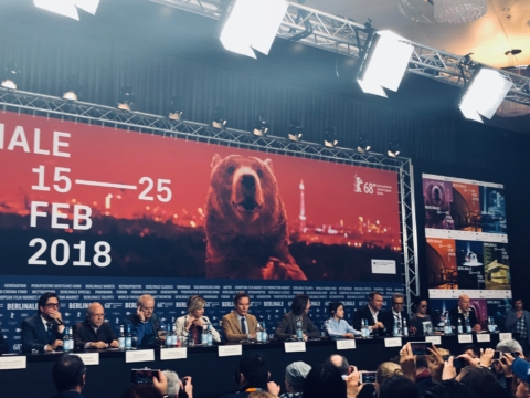 Berlinale, Liveticker, pressekonferenz, isle of dogs