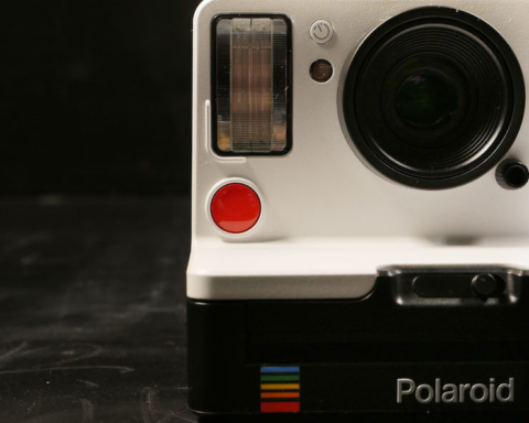 polaroid, onestep2, retro, camera