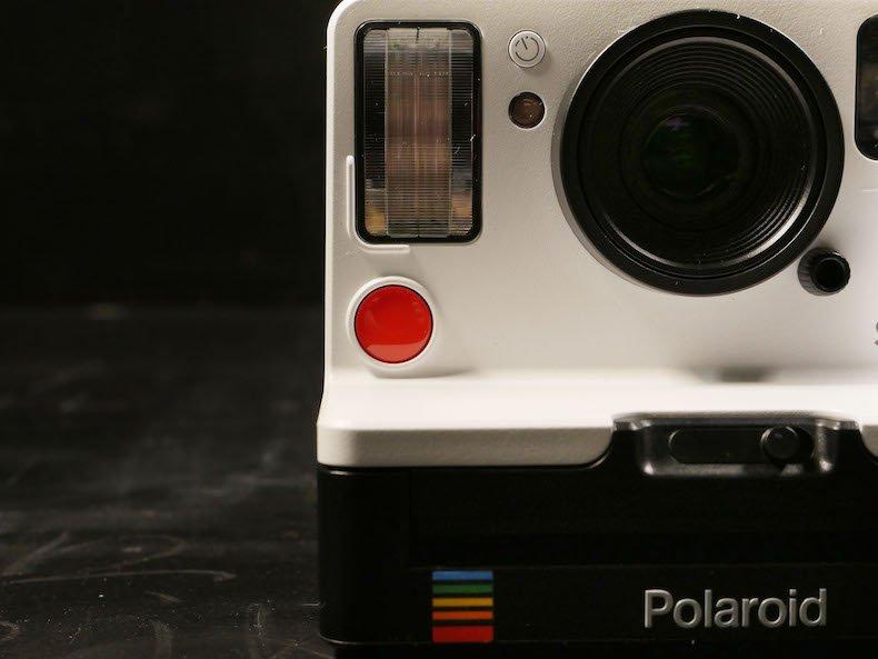 polaroid, onestep2, retro, camera