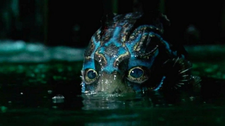 Shape, Water, Guillermo