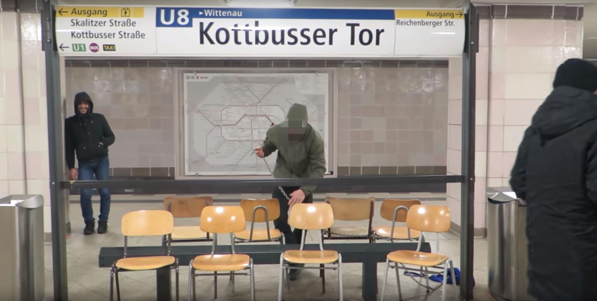 TOY, Bankraub, Wochenrückblick