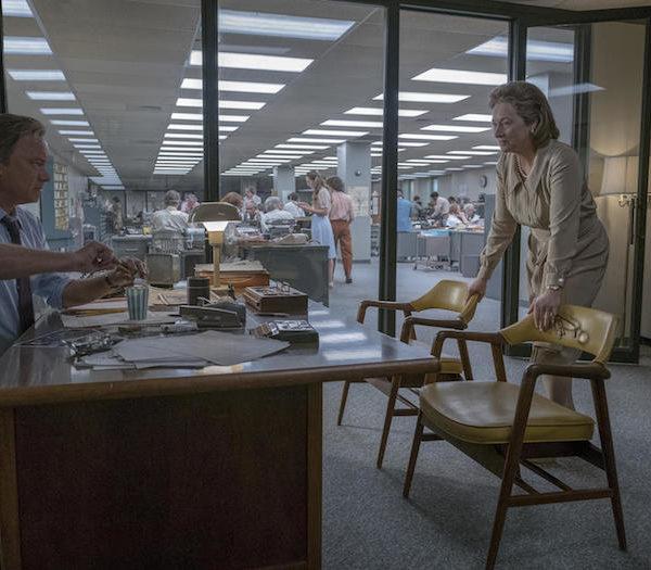 Verlegerin, Meryl Streep, Tom Hanks, Steven Spielberg