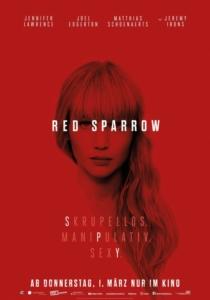 Sparrow, Film, Jennifer Lawrence