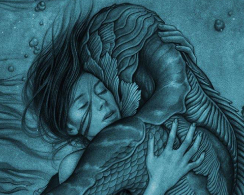 Shape. water, Guillermo Del Toro