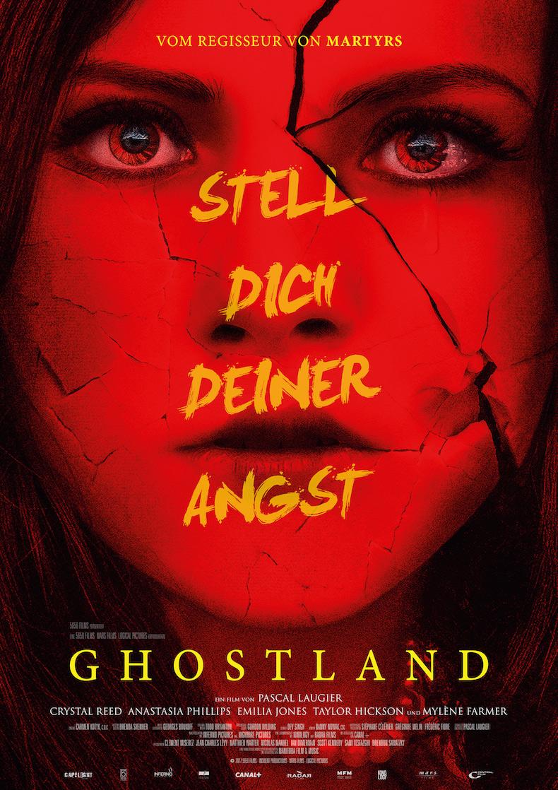 Ghostland, Film, Premiere, Horror