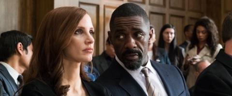 Molly's Game, Game, Molly, Kino, Jessica Chastain, Idris Elba