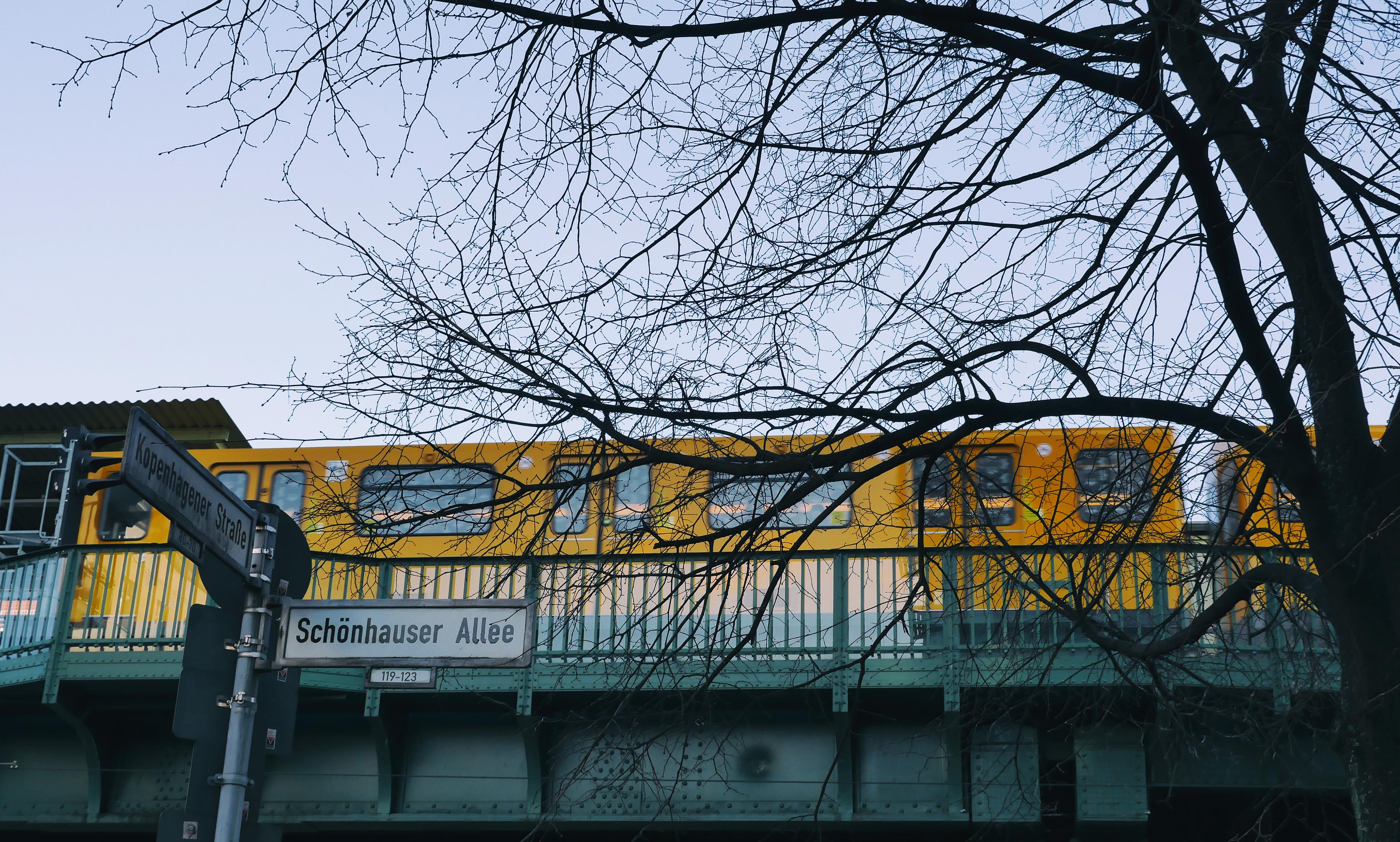 Wochenrückblick, 030, Schönhauserallee