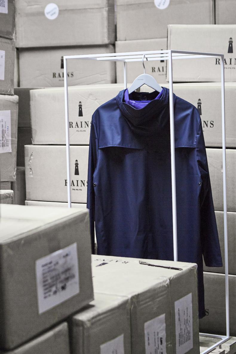 RAINS, Mode, Label, Concept Store