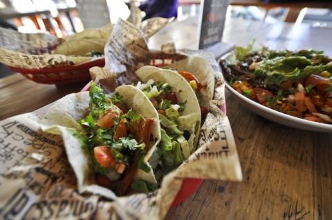Sixteen Bites, Sixteen, Tacos, Zehlendorf