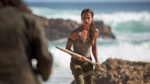 Tom, Raider, Lara Croft, Alicia Vikander