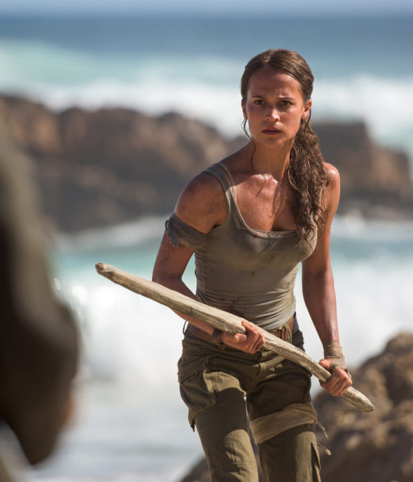 Tom, Raider, Lara Croft, Alicia Vikander