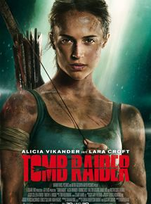 Tomb, Raider, Lara Croft, Kino