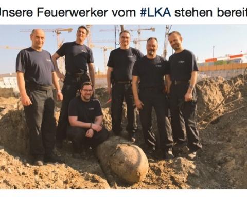 030 Magazin, Polizei, Berlin, Bombe, Entschärfung, City