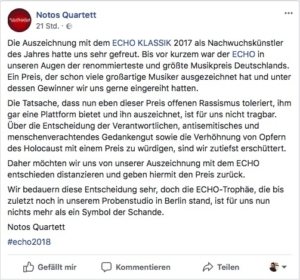 Echo, Musik, 030 Magazin, Pop, Schlager, Berlin, Skandal