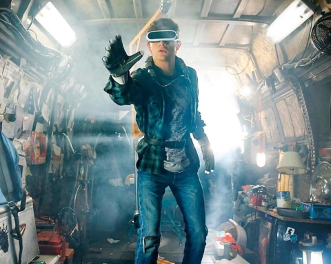 Ready Player One, Player, Steven Spielberg, Kino