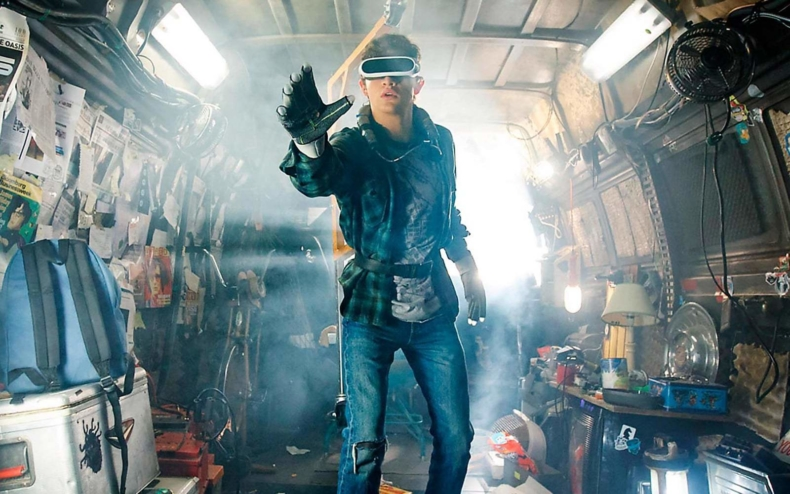 Ready Player One, Player, Steven Spielberg, Kino
