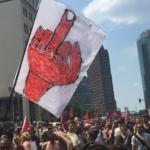 Berlin, 030, Magazin, AFD, Demo, Rave, Gegendemo, AFDwegbassen, Demonstration, PotsdamerPlatz