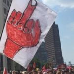 Berliner, 030, Magazin, AFD, Demo, Rave, Gegendemo, AFDwegbassen, Demonstration, PotsdamerPlatz