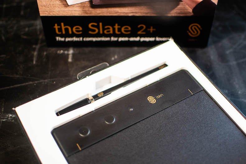 slate, iskn, tablet