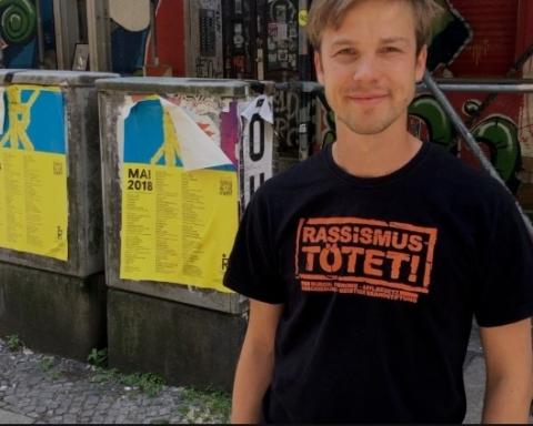 030, Berlin, Magazin, Hausbesetzer, Hausbesetzung, Wohnungsnot, Mieten, Polizei, Aktivist, Friedel53