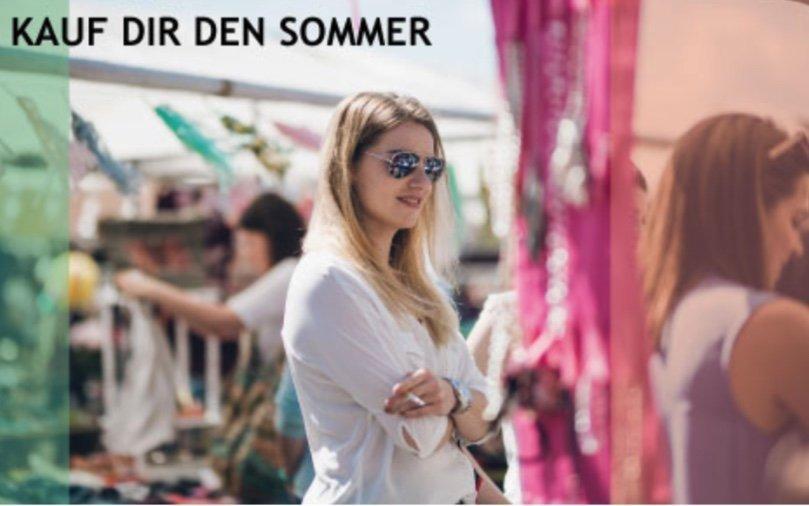 030, Berlin, Flohmarkt, Einkauf, Magazin