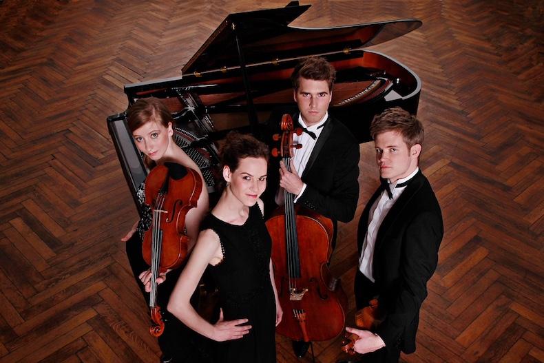 Notos Quartett Benefizkonzert Im Berliner Dom 030