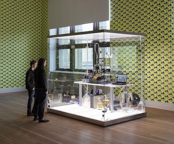 Exhibition, Zukunft, Philippe Parreno, Gropius Bau Berlin, 2018, Berlin, 030, Kunst, Magazin, Ausstellung, Gropius-Bau