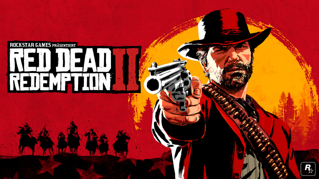 Red Dead Redemption, GTA, Rockstar Games