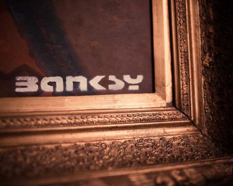 030 Magazin, Berlin, Ausstellung, Kunst, Banksy