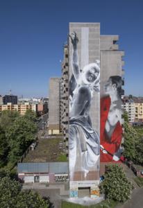 030, Magazin, Berlin, Kunst, Streetart, Urban Nation