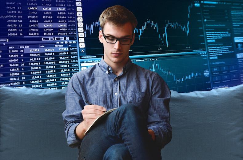 trading, geld, aktien, foretex
