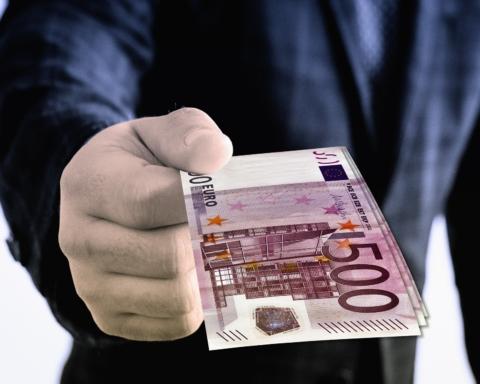 geld, schein, euro, trading