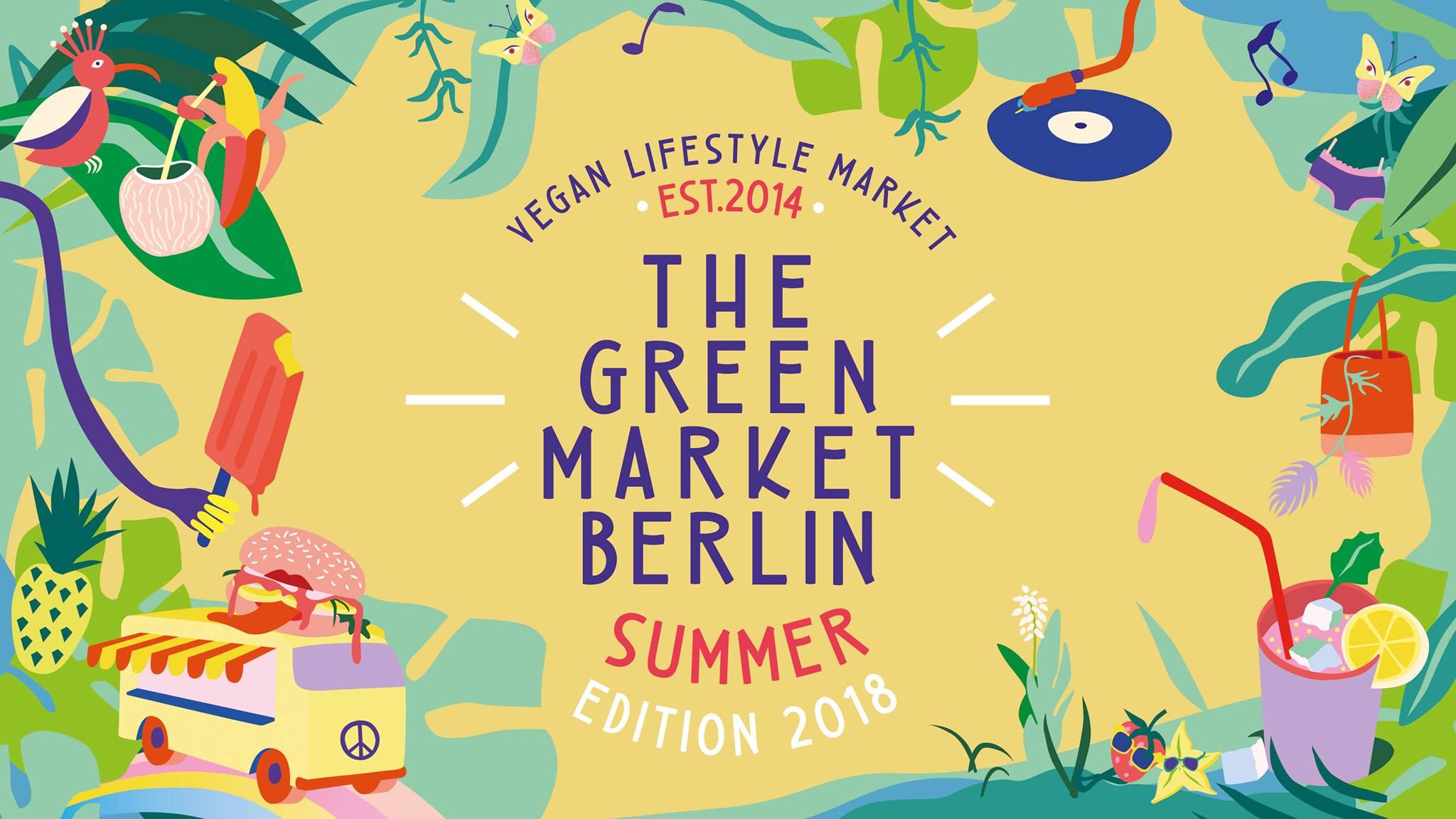 The Green Market Berlin Summer Edition 2018 Alte Münze 030