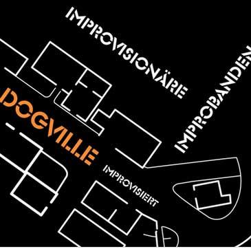 Improvisation, Lars von Trier, Dogville, improvisiert, Brotfabrik, Performing, Arts, Festival, 030, Magazin, Berlin, Performance, Bühne, Theater, Kultur, Kunst