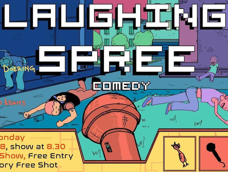 Lachen, Lustig, Laughing, Spree, Comedy, Floating, Lounge, Berlin, Kabarett, Unterhaltung, Show, 030, Berlin, Kultur
