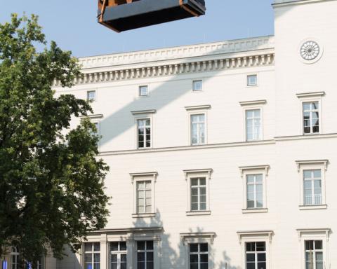 Robert Indiana, Imperial Love, Hamburger Bahnhof, Auf ein Werk, Berlin, Kunst, Kultur, 030, Magazin, Ausstellung, Studierende, Universität