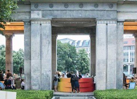 Staatliche Museen zu Berlin, Credit, Florian Gaertner, Kolonnaden Bar, Museumsinsel, Museum, 030, Kultur
