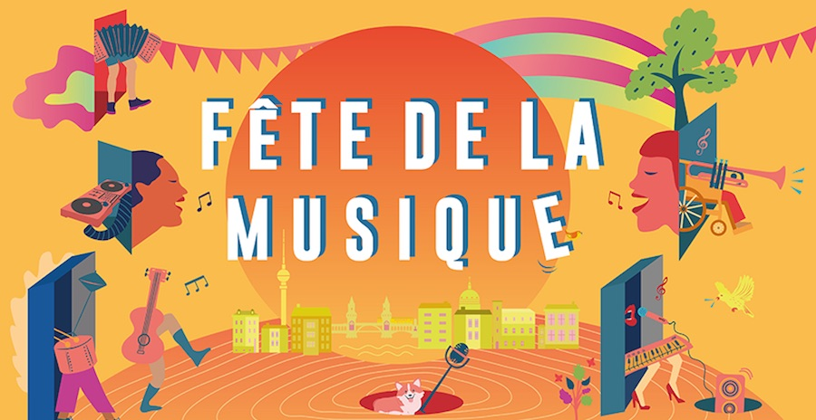 Fete de la Musique, Berlin, Konzert, Event, Open-Air, 030 Magazin