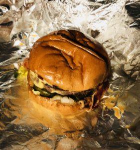 Burger, Pablos, Belfast