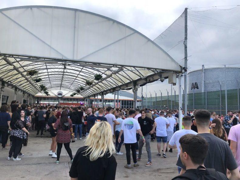 AVA Festival, Belfast,