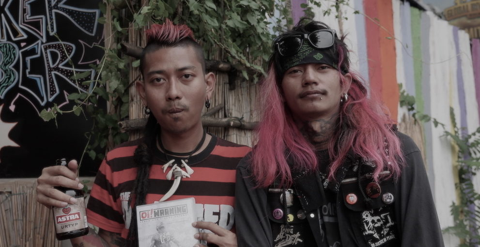 My Buddha is Punk Film, Movie, Zuckerzauber, Ostkreuz, Berlin, 030, Magazin, Kultur, Punk, Musik, Punkrock, Interview