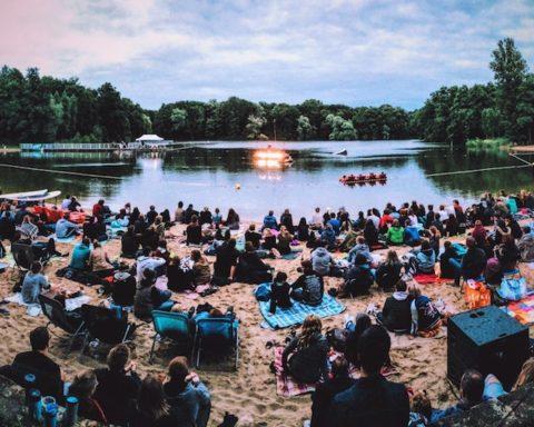 Poetry Slam, Berlin, Strandbad, Jungfernheide, 030, Magazin, Poesie, Literatur, Open-Air, See