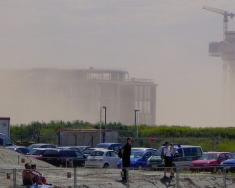 BER, Flughafen, Berlin, Brandenburg, Berlin, 030, Baustelle, Wikimedia Commons, Creative Commons License, Credit, CellarDoor85.jpg