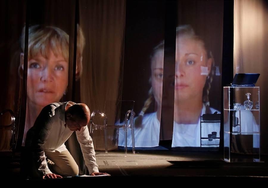 Die Therapie, Sebastian Fitzek, Autor, Krimi, Thriller, Psychiatrie, BKA-Theater, BKA, Kultur, Berlin, 030