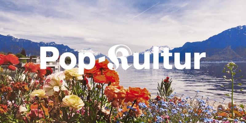 Pop-kultur, Musik, Kultur, Kunst, Talks, DJ, Festival