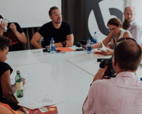 Zug der Liebe, Pressekonferenz, 2018, Berlin, Party, Techno, Demo, Politik, 030, Magazin, Interview